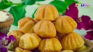 Bánh ngon miền Tây - Bánh bông lan