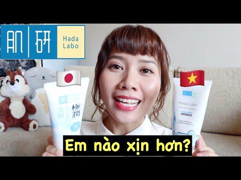 kem dưỡng ẩm hada labo tại Blogradio.org