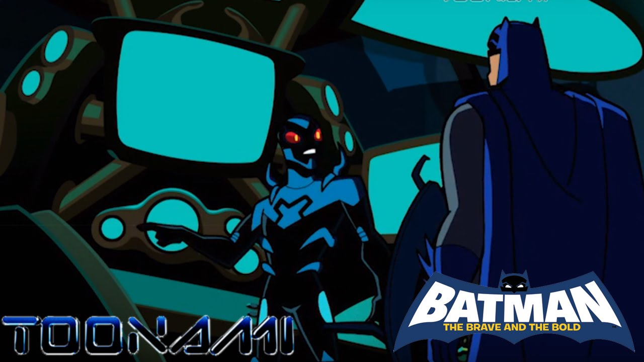 Batman: The Brave and the Bold - The Fall Of Blue Beetle ... - photo#26