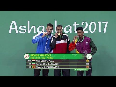 Syria scores gold in Ashgabat - sport