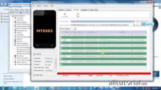 Cara Flash Oppo Joy 3 A11W dengan SP Flash Tool