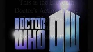 Download Doctor Who 11th Doctors Action Theme Song (From the Eleventh Hour) MP3 song and Music Video