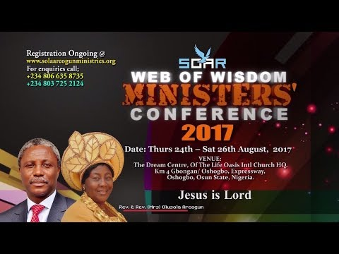 Web of Wisdom Ministers' Conference Day 3