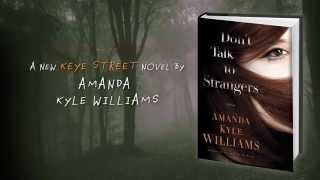 Don't Talk to Strangers (Book Trailer) by Amanda Kyle Williams
