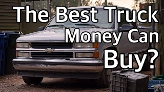 OBS CHEVY TRUCK REVIEW, 1997 Chevrolet C/K1500 Silverado Review, The Best Truck You Can Buy?