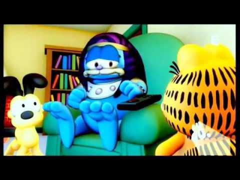 Episode 40 la revanche des egyptochats youtube - Garfield et cie youtube ...
