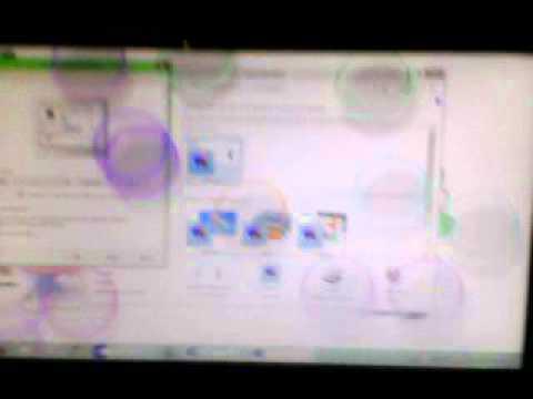 Bubbles in Screensaver at windows 8