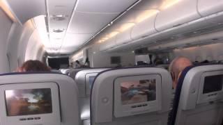 Inside Lufthansa Airbus A380-800