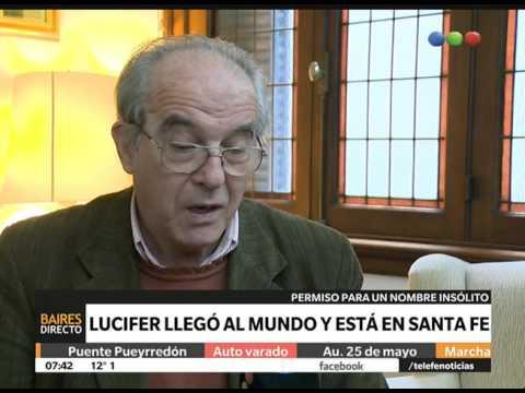 Lucifer, el nombre