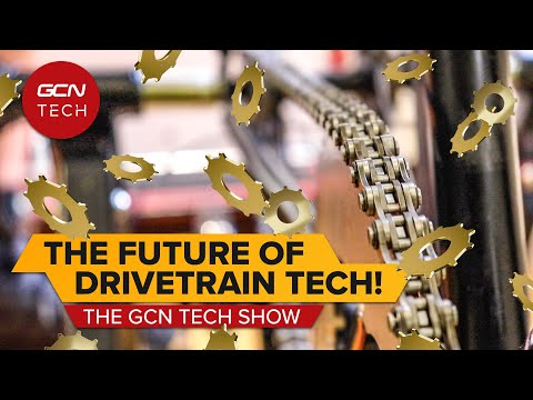 Is This The Future Of Drivetrain Tech? | GCN Tech Show ep.178
