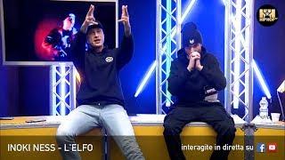 INOKI NESS 🤝 L'ELFO LIVE SU HIP HOP TV 👊🏻📲