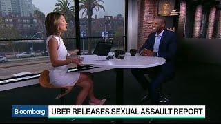 Uber CLO West Says Goal Is a 'Safer Platform'