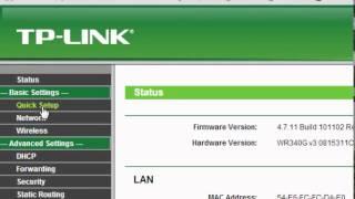 Configurar TP Link - Conectando automaticamente ( router )