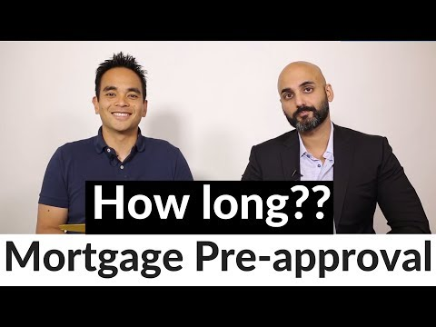 how-long-does-it-take-for-a-mortgage-pre-approval?