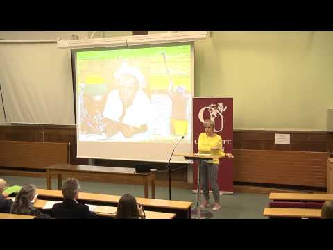 International Online 3-Minute Thesis Competition Winner