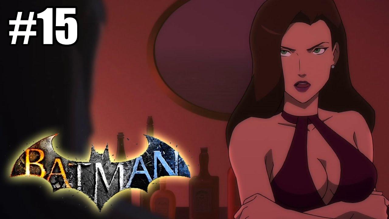 Hot sexy batman girls