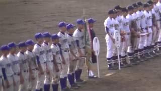 20160925 第68回秋季東北地区高等学校野球秋田県大会閉会式
