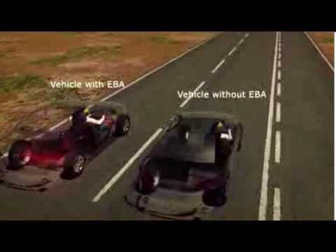 Emergency Brake Assist (EBA)