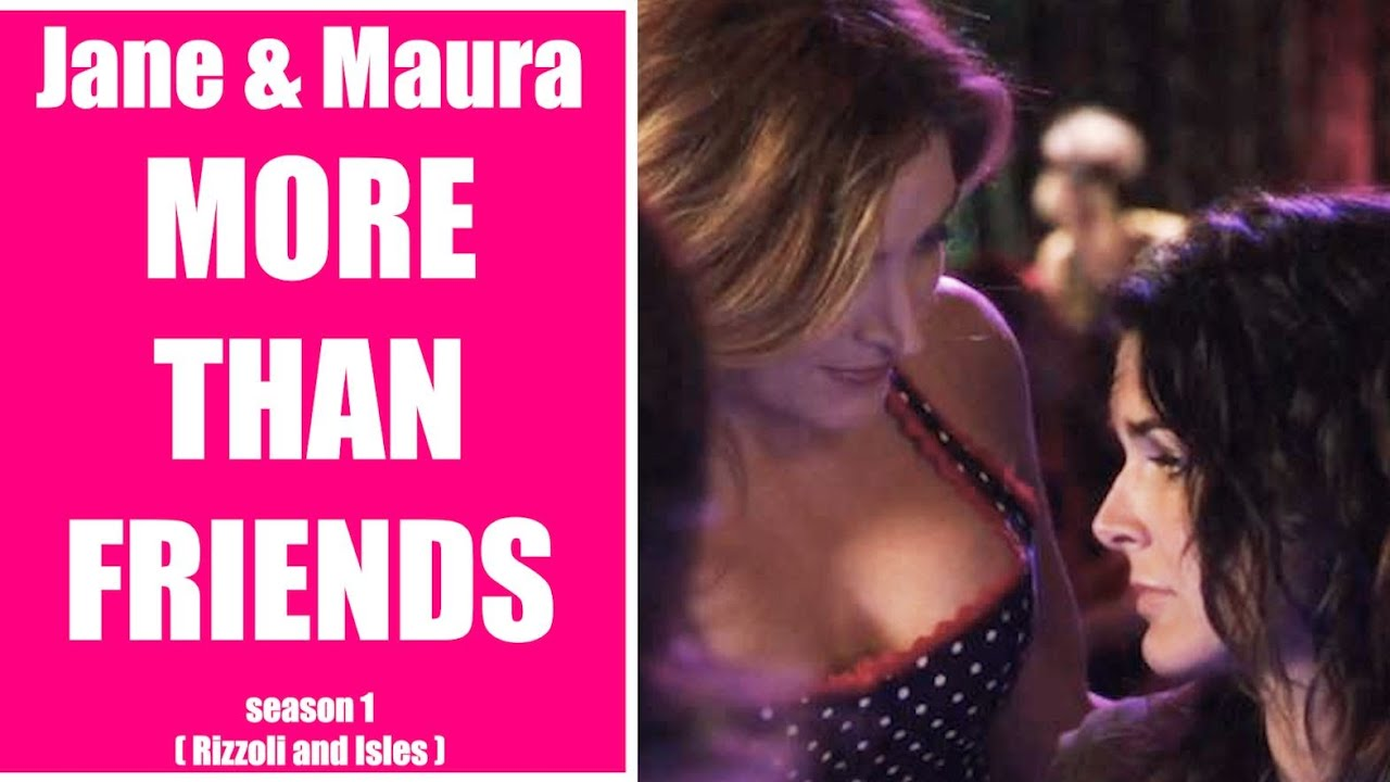 Download Rizzles Jane and Maura being MORE THAN FRIENDS   Rizzoli and Isles season 1