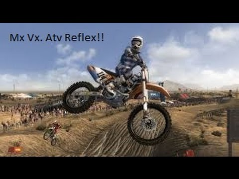 MX VS  ATV REFLEX CAREER RUN Ep. 1!!! Back to Square One Again..
