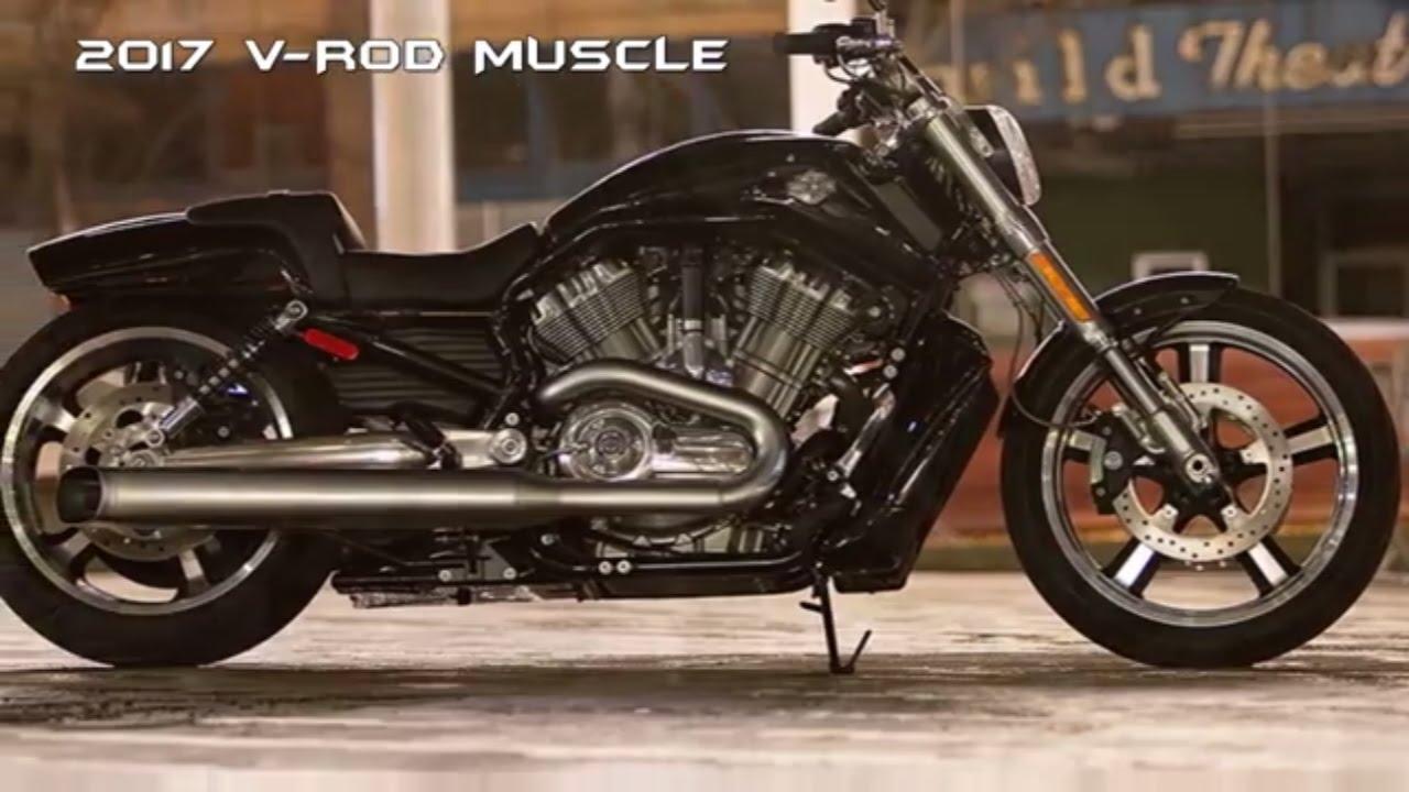 Harley davidson v rod motorcycle