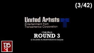United Artists (1968) Effects Round 3 vs
