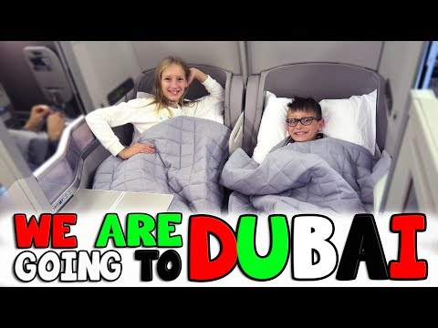 Going to DUBAI