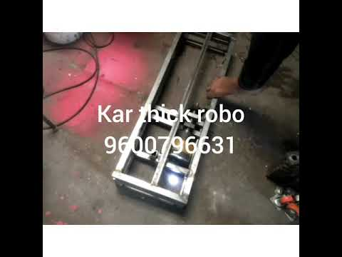 foot step power generation using rack and pinion and fly wheel