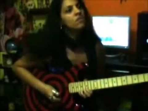 Dio Holy Diver Solo  ( by Phoenix)