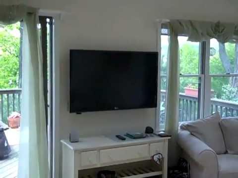 Lg Lcd Wall Mount Tv Installation Tuxedo Park Ny Orange
