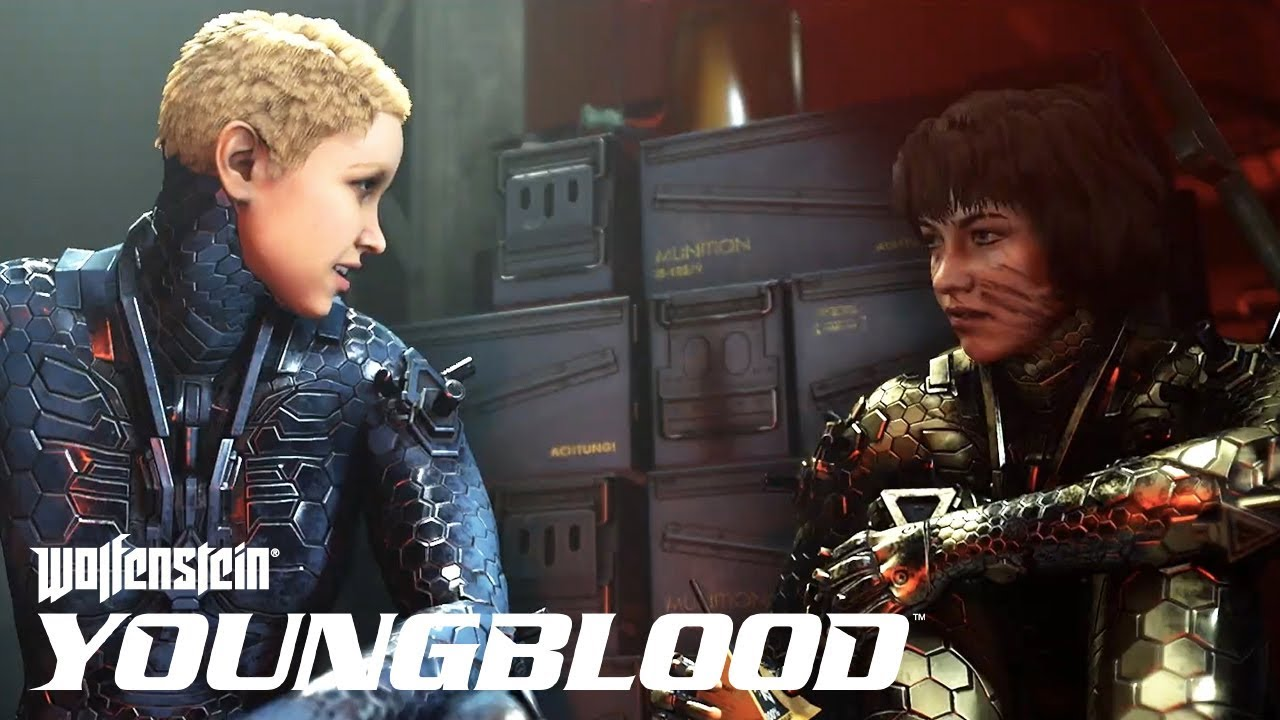 Wolfenstein: Youngblood - Official Story Trailer thumbnail