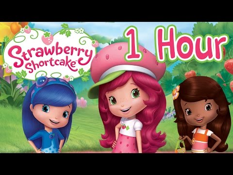 Girls show | Strawberry Shortcake ★🍓 1 HOUR SPECIAL PACK HD🍓 ★ Berry Bitty Adventures