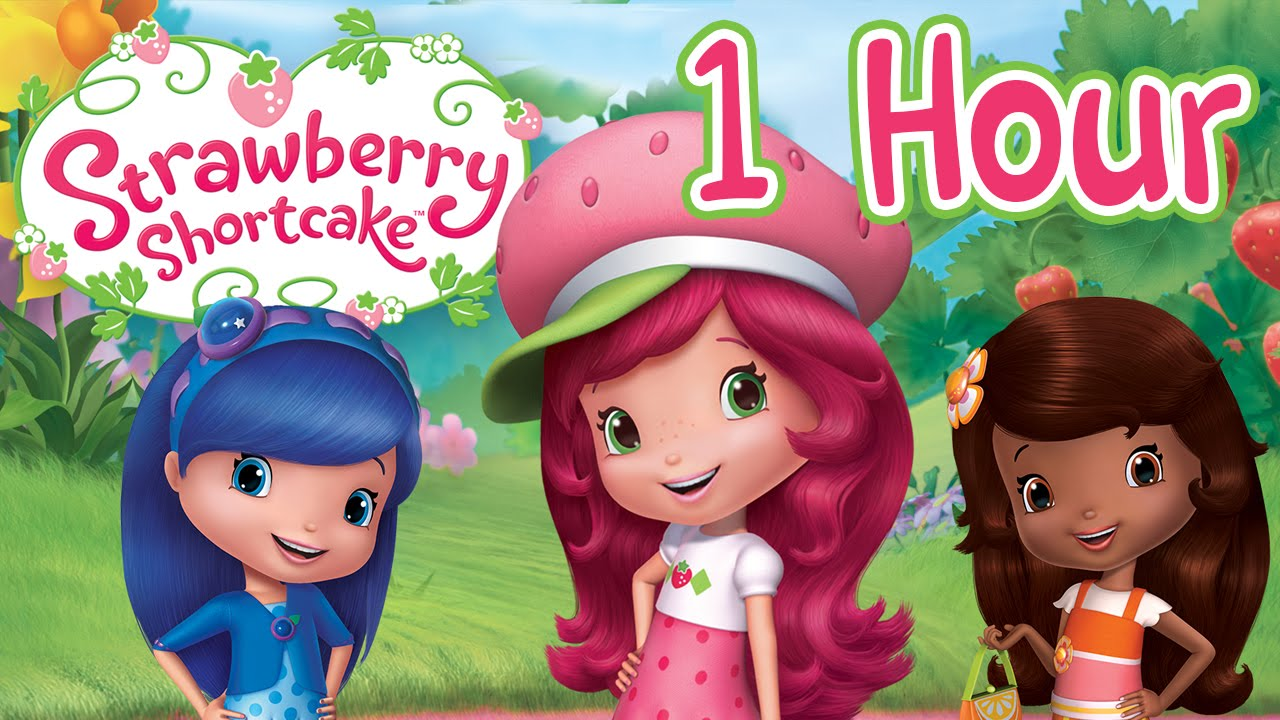 Uncategorized Strawberry Shortcake Picture girls show strawberry shortcake 1 hour special pack hd pack