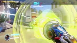 Overwatch lucio pro play match of the game M A D S K I L L Z 18+++++++++++