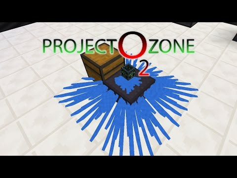 Project Ozone 2 Kappa Mode - ENDER QUARRY [E50] (Modded Minecraft Sky Block)
