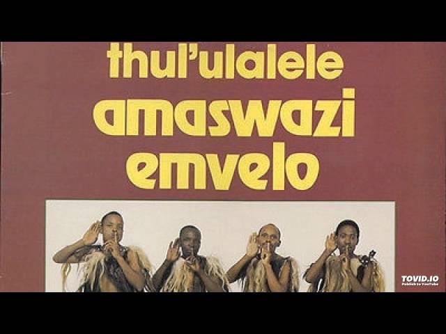 Amaswazi Emvelo (South Africa): U Nowa (1981)