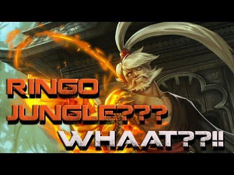 VAINGLORY ● RINGO IS INSANE !!! BREAKING THE META !!!