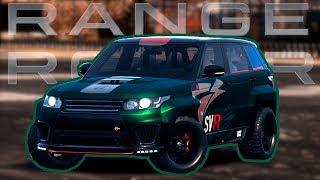 LA MIA NUOVA RANGE ROVER SVR - Need For Speed Payback