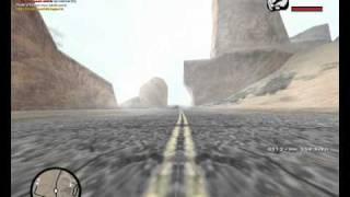 Misterio en el Area 51 Gta San Andreas