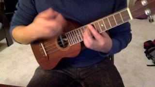 Download The Beatles -  I'm Looking Through You (ukulele cover)