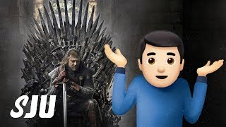 The Anticlimactic Game of Thrones SDCC Panel | SJU