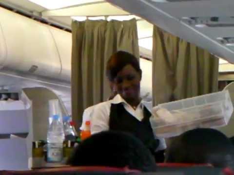 Smooth take-off from Ouagadougou 2