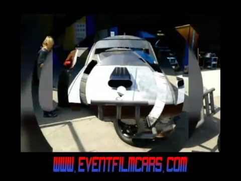 BMW Mad Max Car Conversion SlideShow - Event Film Cars Spain - ACT Events