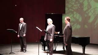 11. Three of Basso Profundo. Russian Folk Song. Ah, Wide Steppe  . 2013