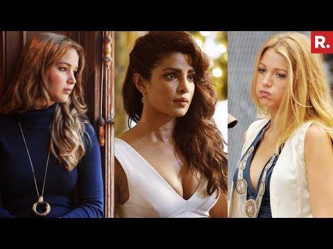 Priyanka Chopra, Jennifer Lawrence, Blake Lively On Sexual Harrassment