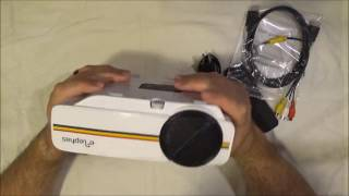 Elephas LED Projector Review