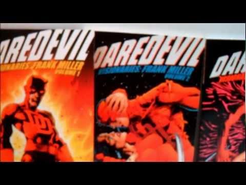 Daredevil (Frank Miller Run) Book Review - Marvel Comics