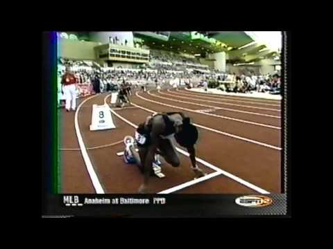 2001 Grand prix Monaco Women's 400m hurdles