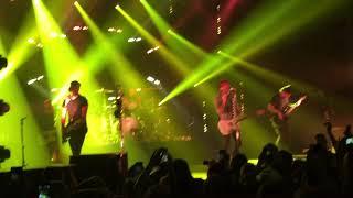 All Time Low - Damned if i do ya (damned if i dont) Live at Fryshuset, Stockholm 20171008