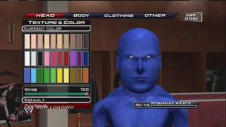 WWE SVR2011 (PS3) Metal Sonic CAW Formula (PART 1)